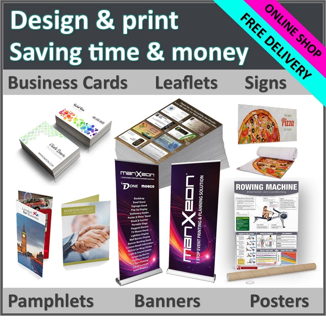 Graphic Design and Printer