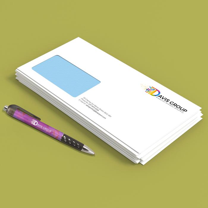 Printed Custom Envelopes